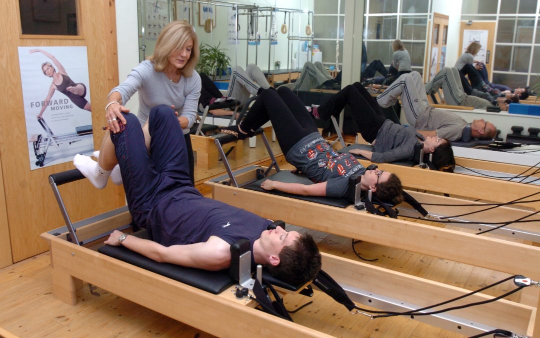 They tried Pilates as a cure, and made it a career!